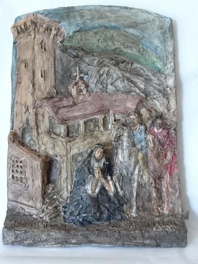 Beata Lucia: opera di Giorgio Lenzi
