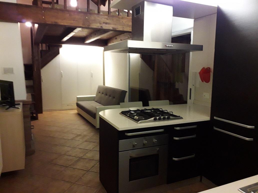 Residence Le Rondini - Cucina