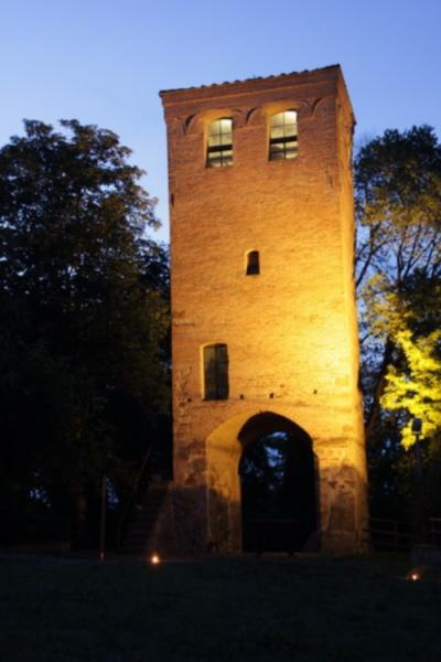 la Torre è il simbolo del Comune