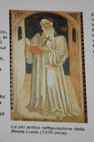 la Beata Lucia da Settefonti