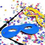 maschere e coriandoli gli ingredienti giusti per il Carnevale