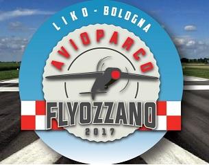 logo e simbolo dell'Aviosuperficie FlyOzzano