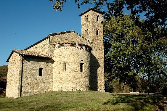 Chiesa e Abbazia di Monte Armato Ozzano dell'Emilia