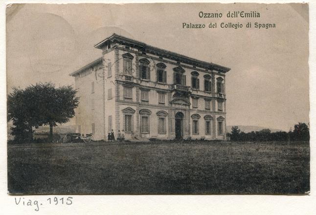 Palazzo Bainchetti Ozzano dell'Emilia foto Fabbri