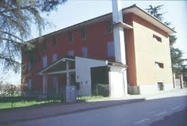 la struttura del Centro sociale