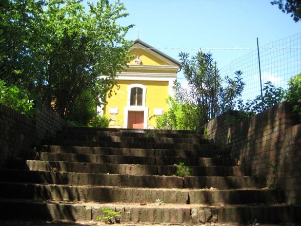 la Chiesa di Sant'Andrea di Ozzano dell'emilia