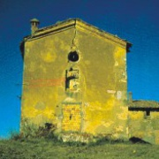 Pieve di Pastino facciata esterna