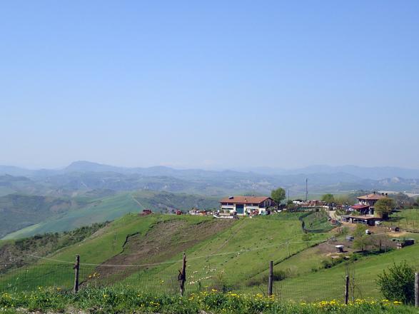 Itinerario Ciagnano Settefonti